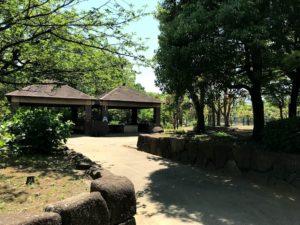 平和島公園キャンプ場炊事棟