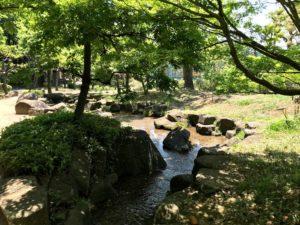 平和島公園キャンプ区画A
