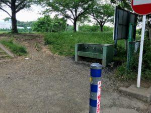 郷土の森公園バーベキュー場水道