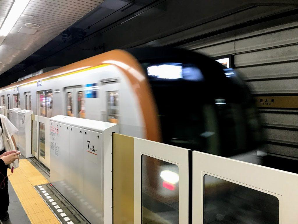 新木場駅有楽町線