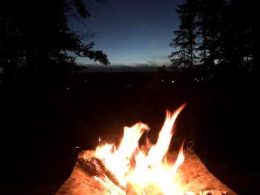 2019北海道遠征焚き火キャンプツーリング(6:中頓別スターファイター)
